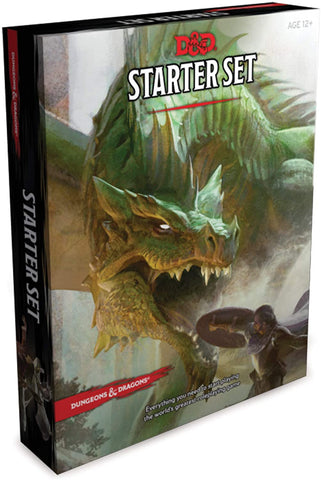 Dungeons & Dragons 5th Edition - RPG Starter Set