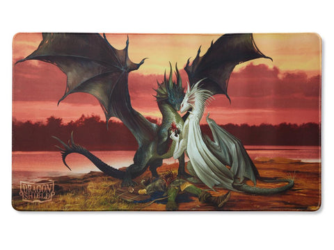 Dragon Shield - Valentine Playmat
