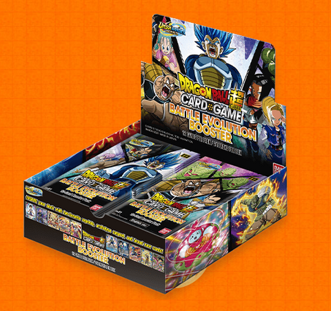 Dragonball Super - Battle Evolution Booster Box