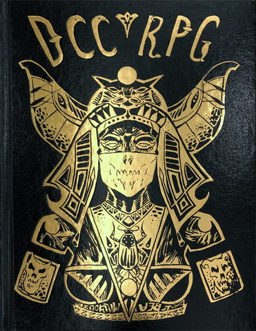 Dungeon Crawl Classics - Egyptian Lich Special Edition