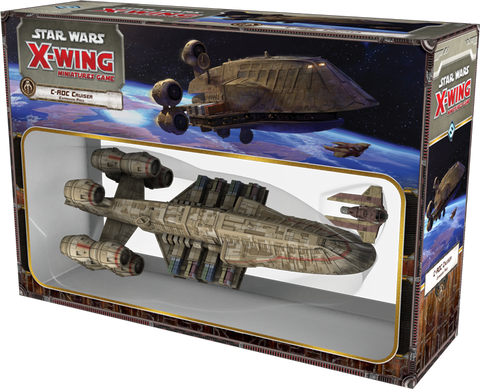 X-Wing C-Roc Cruiser