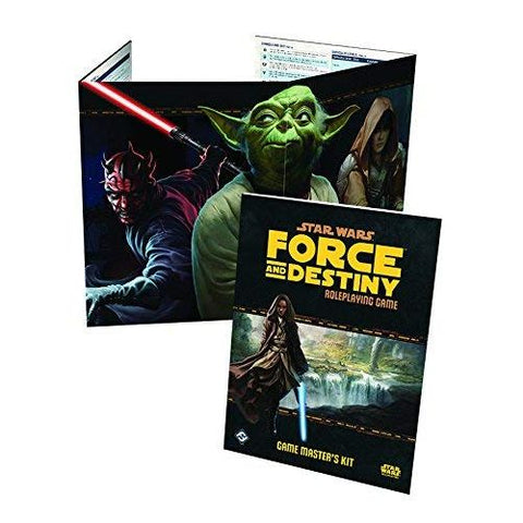 Star Wars - Force and Destiny Game Master's Kit