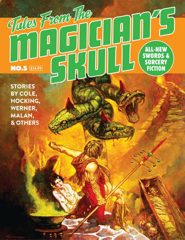 Tales From the Magician's Skull – No. 5
