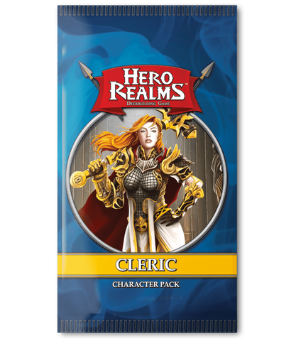 Hero Realms Character Pack - Cleric Pack
