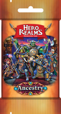 Hero Realms - Ancestry