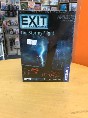Exit -The Stormy Flight