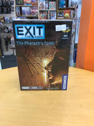 Exit - The Pharaohs Tomb
