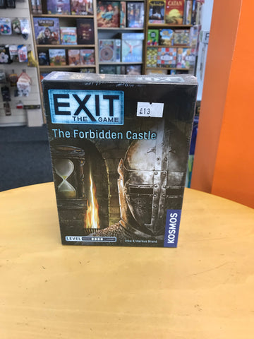 Exit - Forbidden Castle