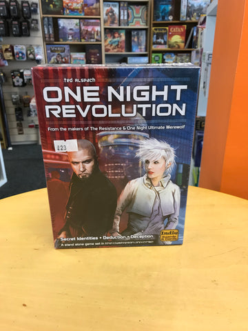 One Night Revolution