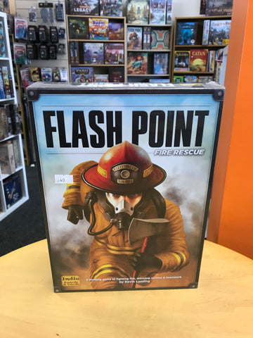 Flash Point - Fire Rescue 2nd Edition