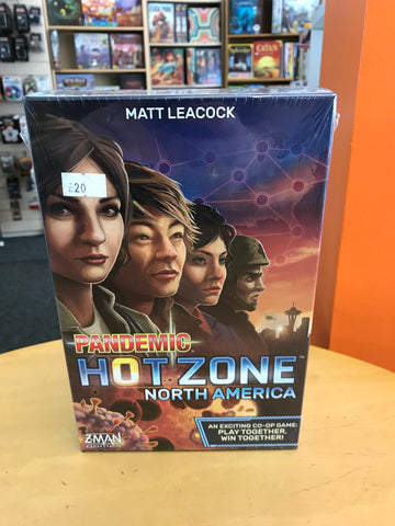 Pandemic - Hot Zone North America
