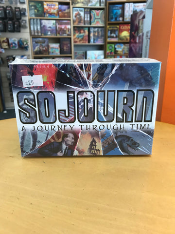 Sojourn: A Journey Through Time