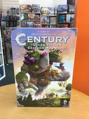 Century - Golem Edition Eastern Mountain