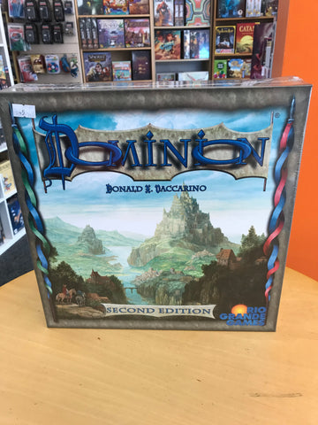 Dominion 2nd Edition - Core Game