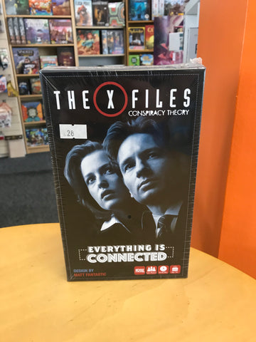 The X-Files: Conspiracy Theory - Everything is Connected