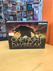 One Night Werewolf - Daybreak