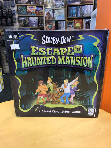 Scooby-Doo Escape From Haunted Mansion
