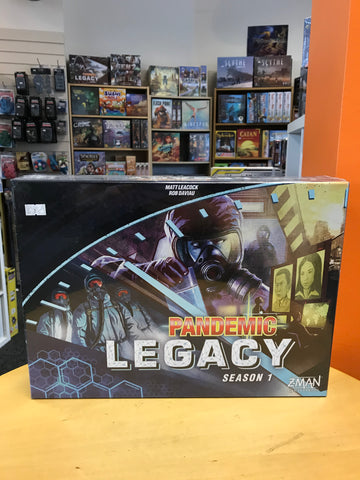 Pandemic Legacy S1 Blue