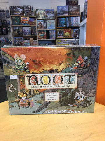 Root - A Game of Woodland Might & Right