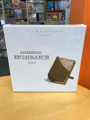 Time Stories: Expedition Endurance