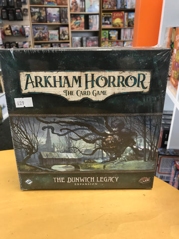 The Dunwich Legacy: Arkham Horror LCG