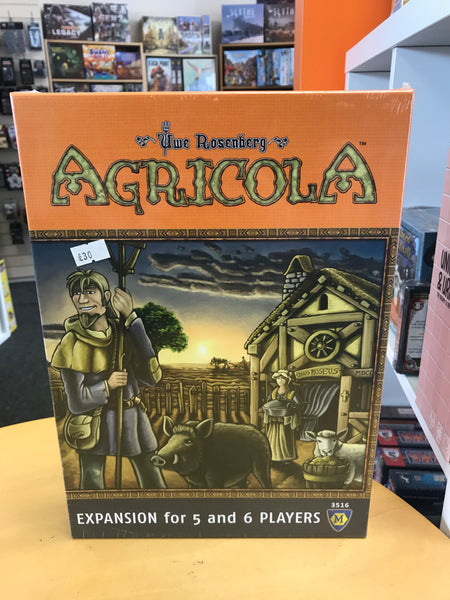 Agricola 5-6 player Expansio