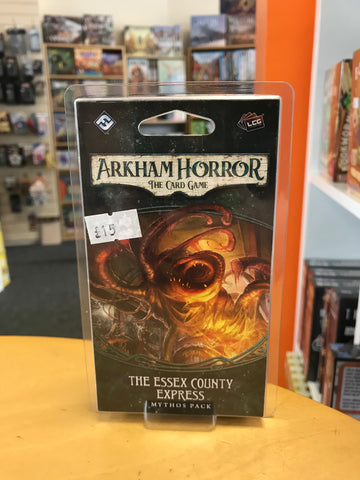 Arkham Horror LCG - The Essex County Express Mythos Pack