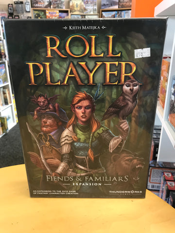 Roll Player - Fiends & Familiars