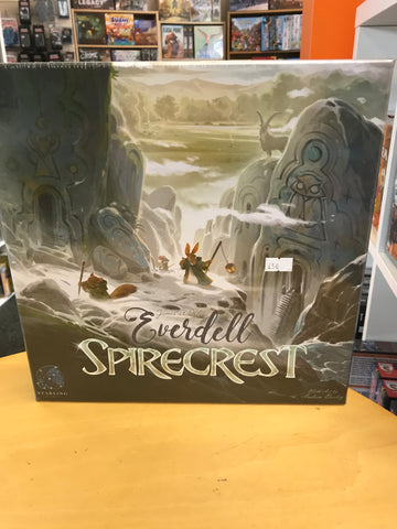 Spirecrest - Everdell Expansion