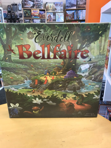 Bellfaire - Everdell Expansion