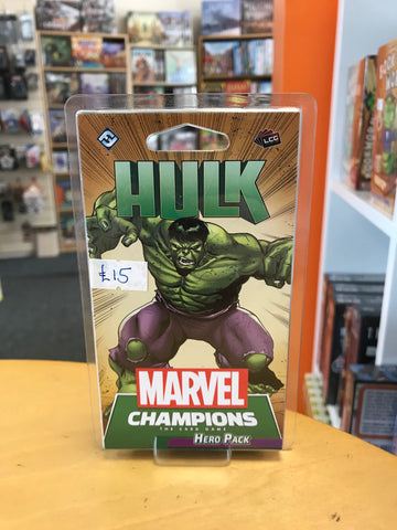 Marvel Champions - Hulk Hero Pack