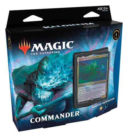 MTG - Kaldheim Commander Decks