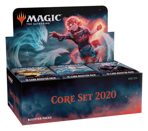 Core 20 Booster Box