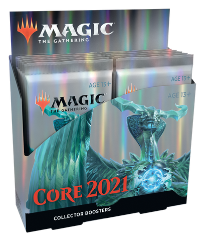 Core 21 collectors booster box