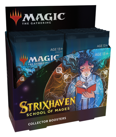 Strixhaven Collectors Booster Box