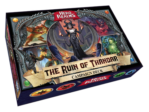 Hero Realms - Ruin Of Thandar Campaign Expansion