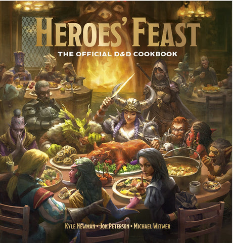 Heroes' Feast - Dungeons & Dragons Cookbook