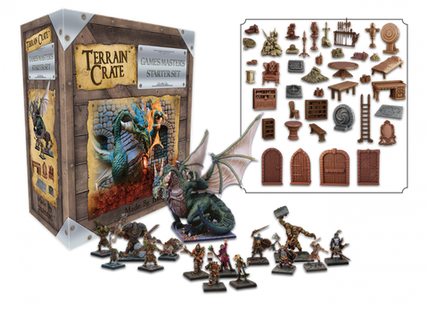 Games Master's Dungeon Starter Set
