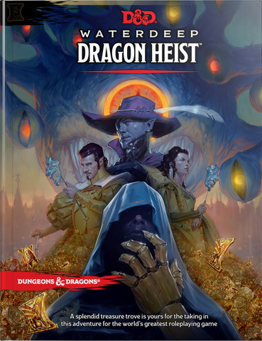 Dungeons & Dragons 5th Edition - Waterdeep: Dragon Heist