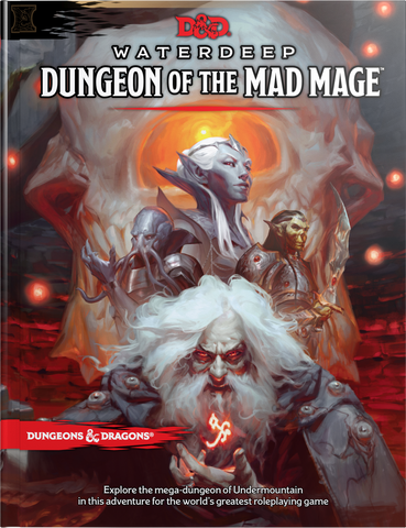 Dungeons & Dragons 5th Edition - Dungeon Of The Mad Mage