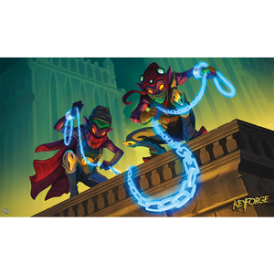 KeyForge - Chain Gang Playmat