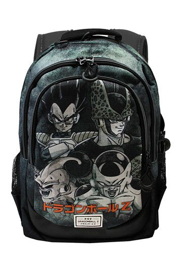 Dragon Ball Backpack Evil Running
