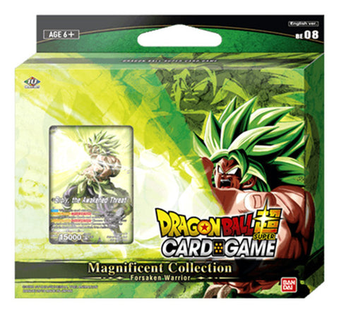 DBS Broly: Forsaken Warrior Magnificent Collection