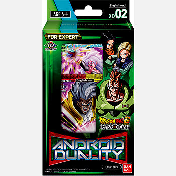 DBS  Expert Deck XD02: Android Duality