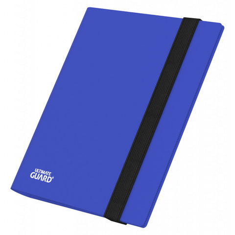 Ultimate Guard 4-Pocket FlexXfolio Blue