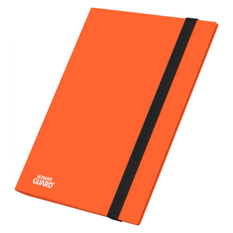 Ultimate Guard 9-Pocket FlexXfolio Orange