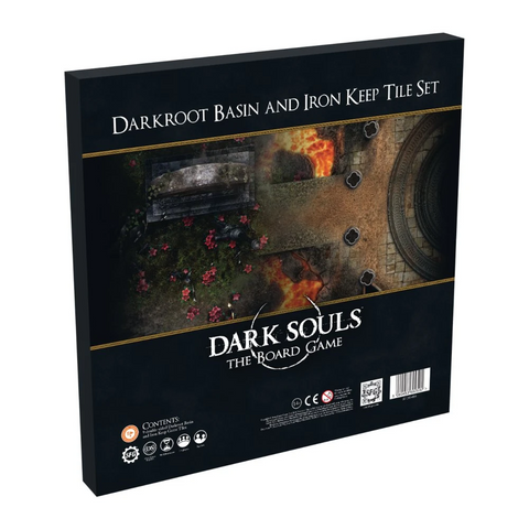 Dark Souls™: The Board Game - Darkroot Basin Tile Set