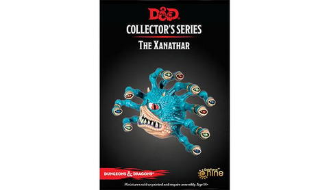 Dungeons & Dragons Collector's Series - The Xanathar (Resin Figure Kit)
