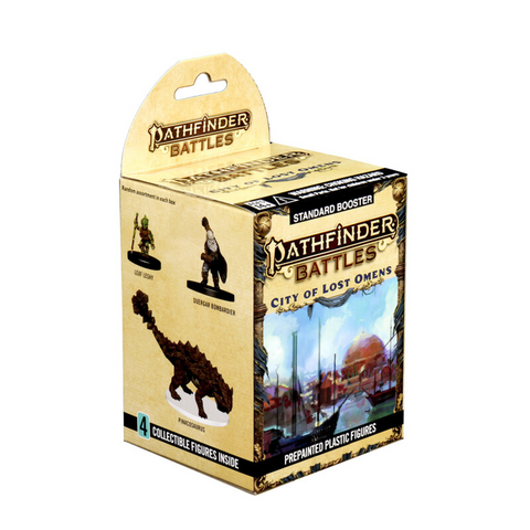 Pathfinder Battles - City of Lost Omens Miniature Booster