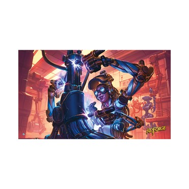 KeyForge - In the Lab Playmat